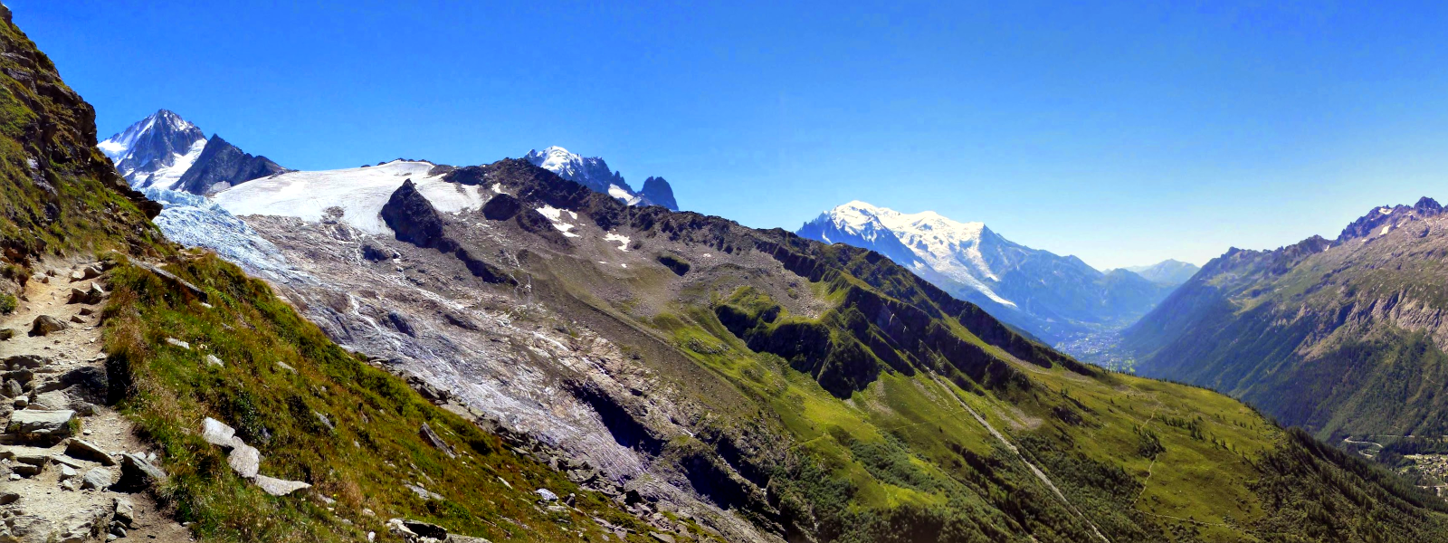 French Alps - Trail Running